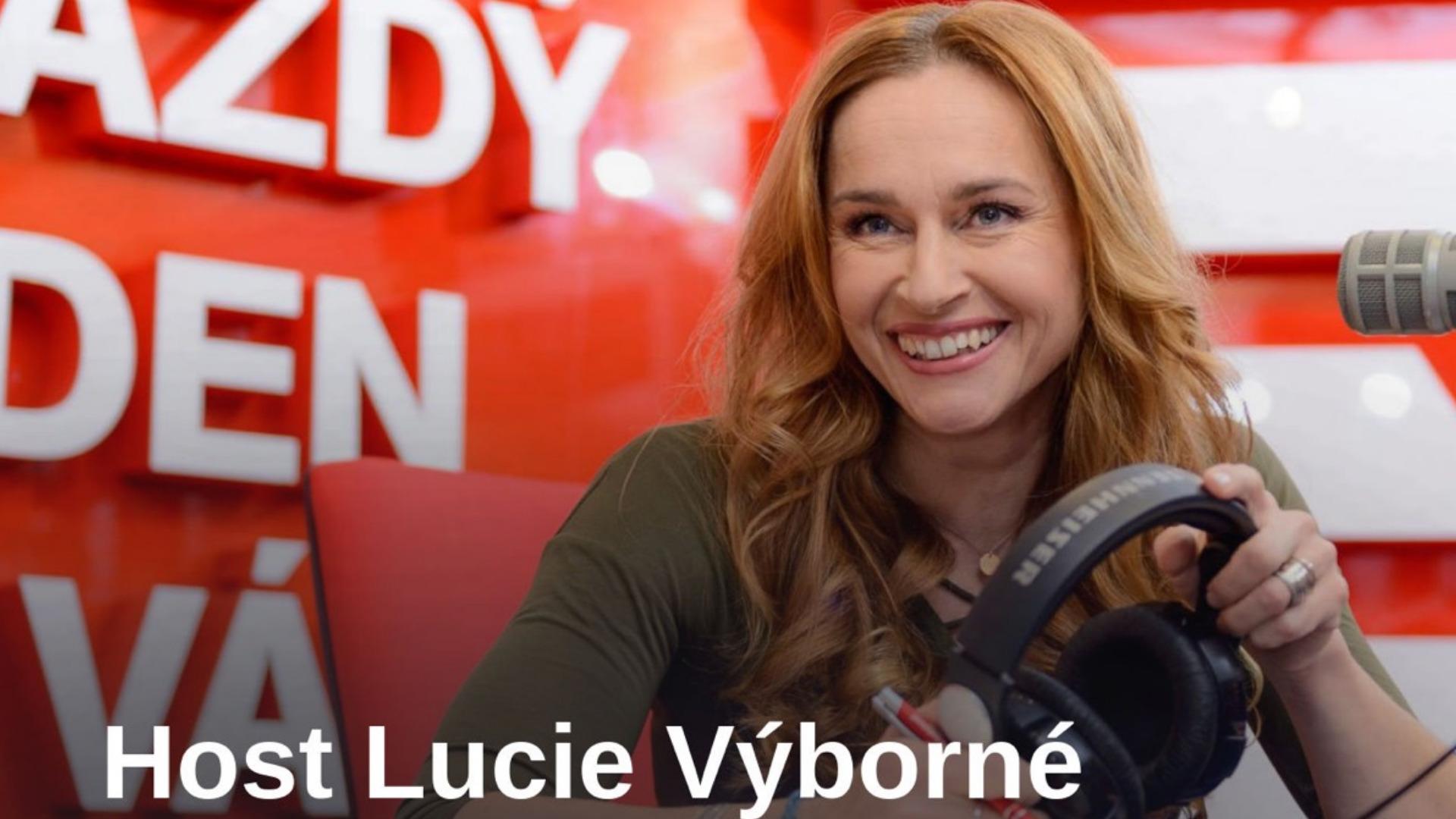 Radiožurnál host Lucie Výborné